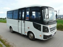 used Nissan city bus