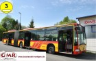 autobús Mercedes O 530 G Citaro/321/A 23/4421/Lion/Klima/3x vorh.