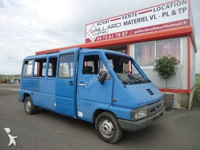 minibus renault euro 1 occasion n 1680071. Black Bedroom Furniture Sets. Home Design Ideas
