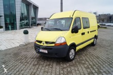 Renault MASTER BRYGADÓWKA ŚREDNIA