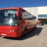 autobús interurbano Mercedes usado