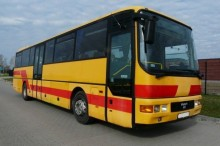 used MAN intercity bus