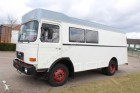minibus MAN używany