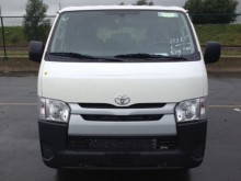 minibus Toyota usado