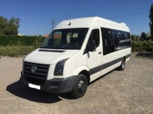 Volkswagen Crafter 22+1 version mixte