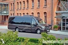 minibús Mercedes nuevo