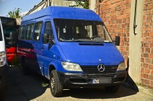microbuz Mercedes second-hand