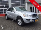 Mercedes M-Klasse ML 350 4MATIC