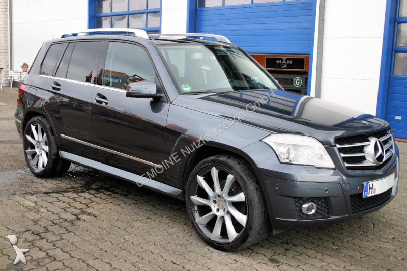used mercedes minibus glk 350 cdi 4 matic sport paket amg lorinser 21 diesel euro 4 n 1793024. Black Bedroom Furniture Sets. Home Design Ideas