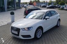 Audi A3 SPORTBACK 2,0 TDI, Navi, Piękna,Biała Perła Bezwypadkowy