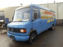 tweedehands minibus Mercedes