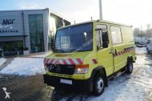 Mercedes VARIO 614 MAŁY A MOCNY FURGON,IDEALNY POD KAMPER