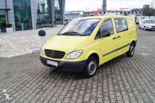 Mercedes VITO 110CDI 639 Długi + Wysoki Furgon ładnie utrzymany z nikłym