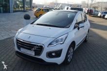 Peugeot 3008 2,0HDI, Automat, Szklany Dach, Navi, Ledy, Biała Perełka, S