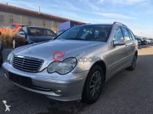Mercedes C200K avant. Matrícula 0066 - JTY