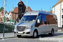Mercedes Sprinter 519 XXL 19+1+1 Liner / Producer