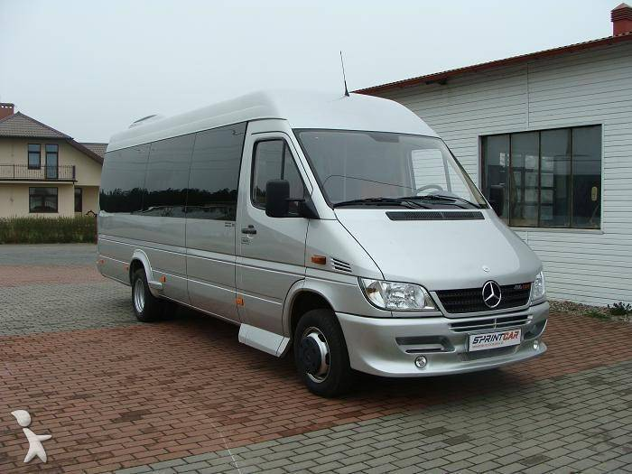 Second Hand Mercedes Sprinter For Sale From Germany | Autos Weblog