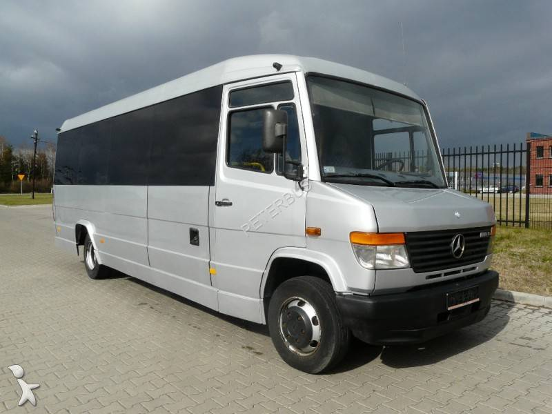 bilder omnibus mercedes midi bus mercedes 815 d gebraucht. Black Bedroom Furniture Sets. Home Design Ideas