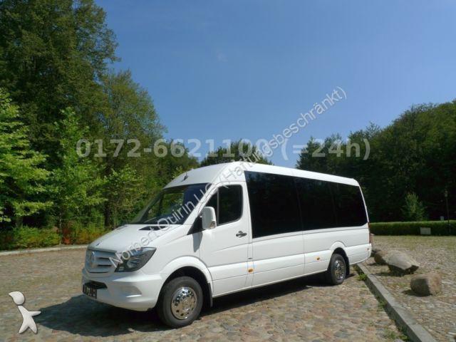 minibus mercedes sprinter 516 neuwagen mietkauf m glich euro 5 usato n 1290794. Black Bedroom Furniture Sets. Home Design Ideas
