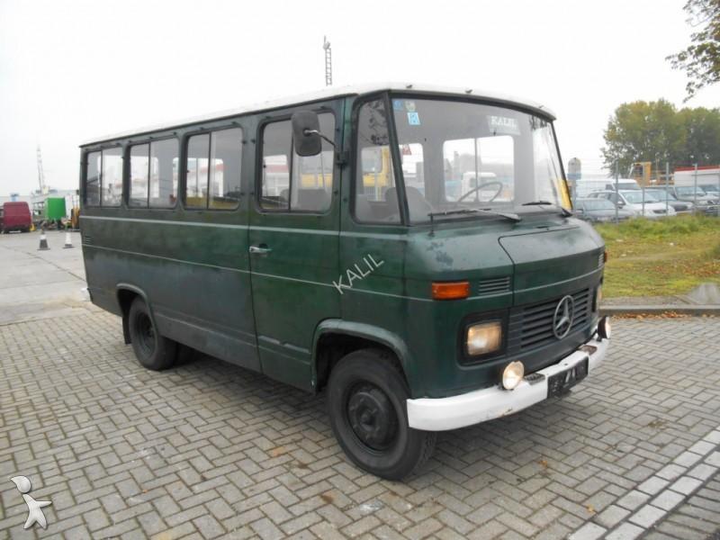 Minibus mercedes 309d passenger bus 15 seats top condition for Mercedes benz 309d