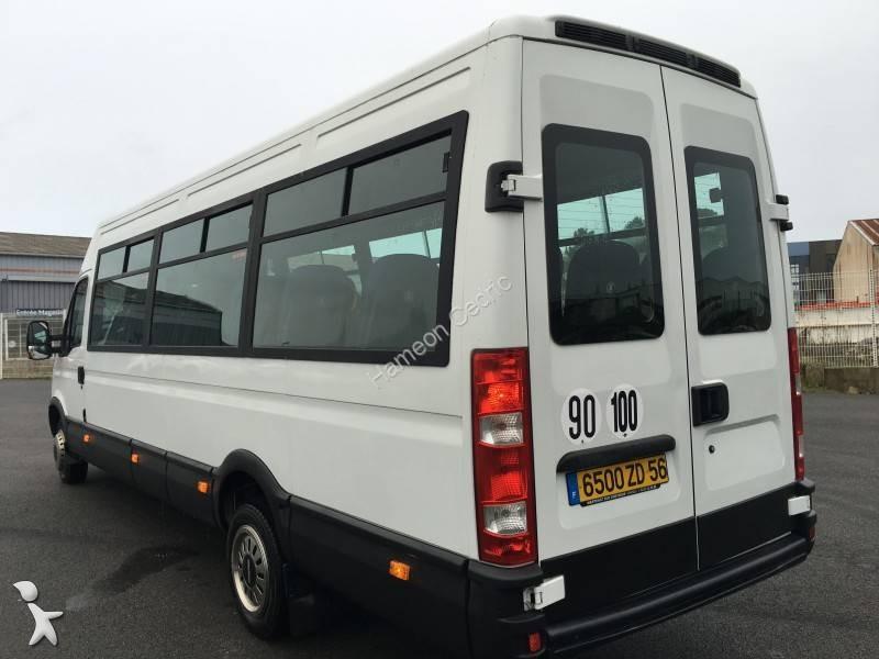 minibus iveco menarini daily 23 places gazoil euro 4 occasion n 1550940. Black Bedroom Furniture Sets. Home Design Ideas