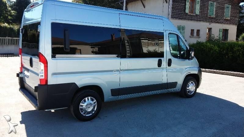 used citro n minibus jumper 9 places diesel euro 5 n 1569313. Black Bedroom Furniture Sets. Home Design Ideas