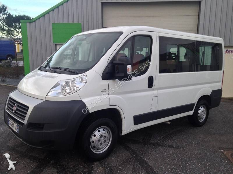 used fiat minibus ducato 9 places euro 6 n 1597070. Black Bedroom Furniture Sets. Home Design Ideas