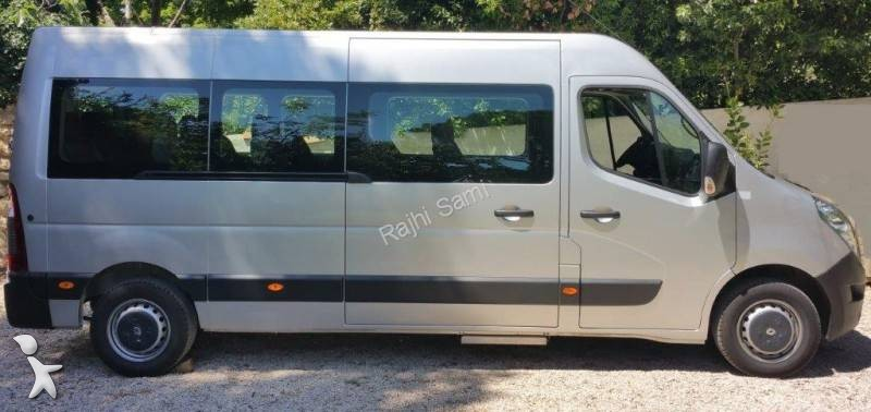 minibus renault master 17 places gazoil euro 6 occasion n 1737729. Black Bedroom Furniture Sets. Home Design Ideas