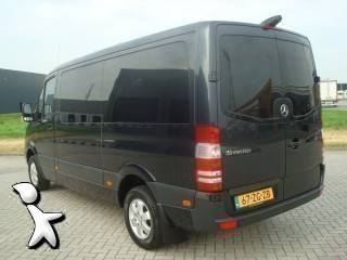 minibus mercedes sprinter 315 cdi aut l2 luxe vip 9 pers. Black Bedroom Furniture Sets. Home Design Ideas