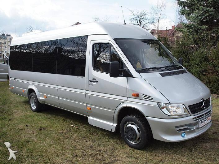 Images Mercedes Minibus Bus Used Mercedes 416 Cdi 285328