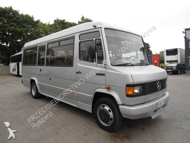 photos autobus mercedes minibus mercedes 614 d occasion 571336. Black Bedroom Furniture Sets. Home Design Ideas