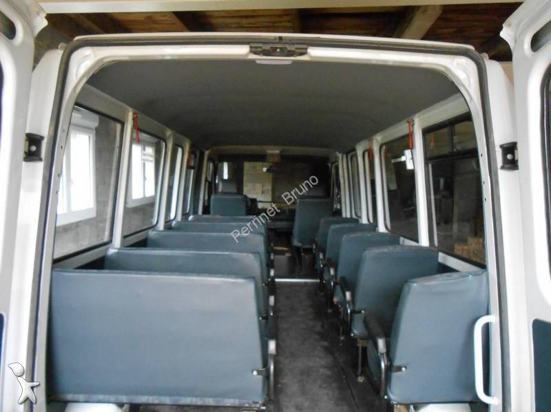 minibus renault bus renault master t35 diesel 17 places minibus gazoil occasion n 835182. Black Bedroom Furniture Sets. Home Design Ideas