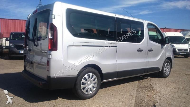 minibus renault trafic combi l2h1 1 6 dci 120 zen 9 places gazoil neuf n 1356611. Black Bedroom Furniture Sets. Home Design Ideas