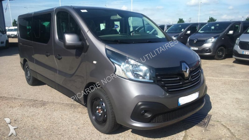 minibus renault trafic combi l2h1 1 6 dci 120 intens 9 places gazoil neuf n 1369313. Black Bedroom Furniture Sets. Home Design Ideas