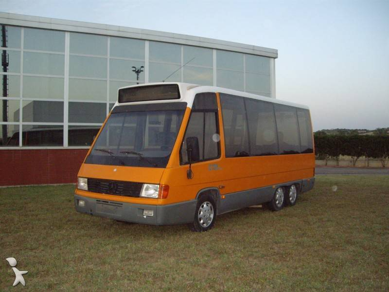 used mercedes minibus mb 100 city n 295893. Black Bedroom Furniture Sets. Home Design Ideas