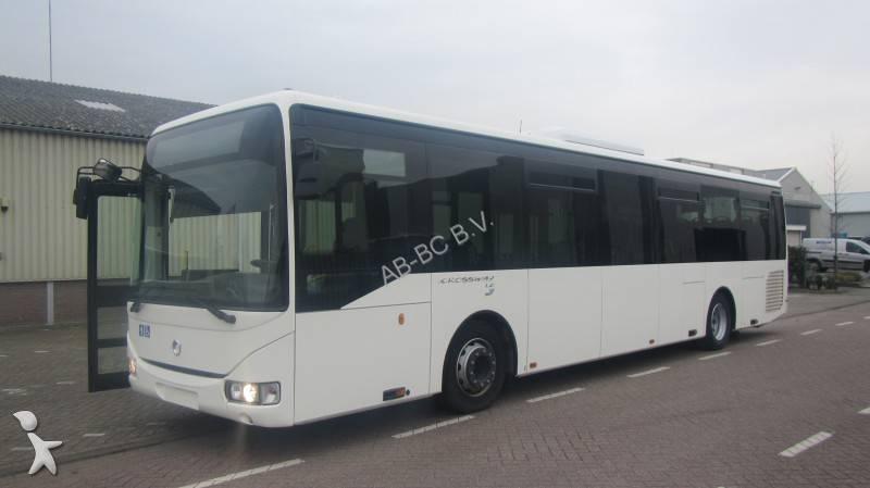 autobus irisbus de ligne crossway le gazoil euro 5 occasion n 715668. Black Bedroom Furniture Sets. Home Design Ideas