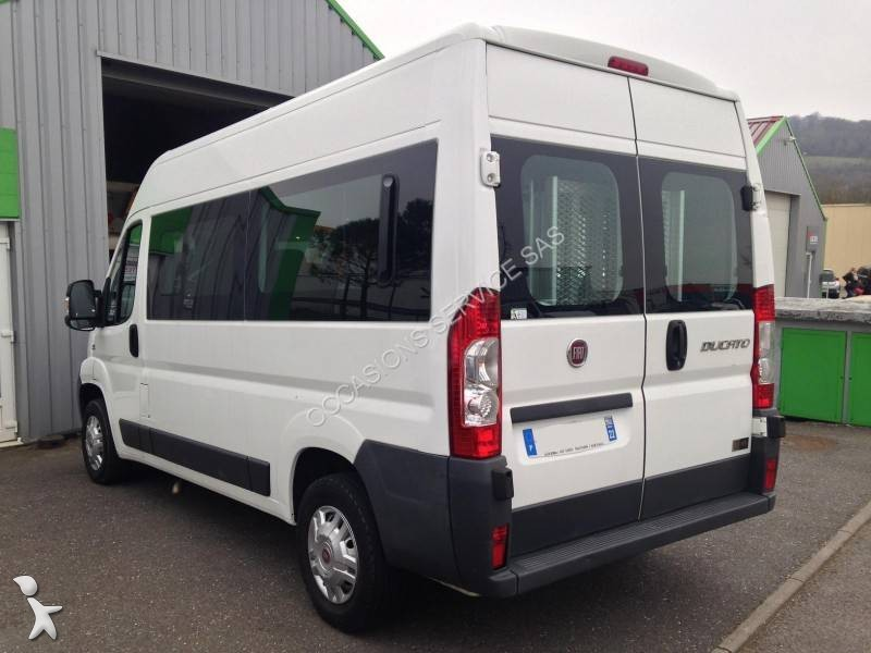 minibus fiat ducato 9 places tpmr gazoil euro 5 occasion n 1597068. Black Bedroom Furniture Sets. Home Design Ideas