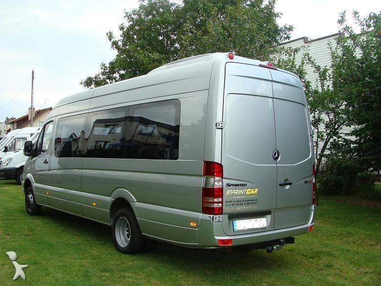 minibus sprinter mercedes occasion. Black Bedroom Furniture Sets. Home Design Ideas