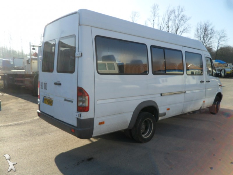 photos autobus mercedes minibus mercedes minibus mercedes sprinter 20 places 198 000km occasion. Black Bedroom Furniture Sets. Home Design Ideas
