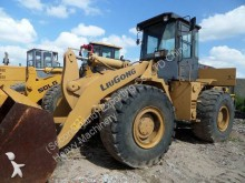 used LiuGong wheel loader