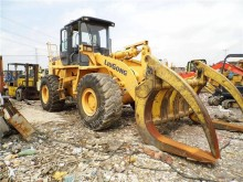 LiuGong CLG856III Used LIUGONG 856 Wheel Loader with Fork