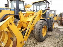 LiuGong CLG842III Used Liugong 842 Wheel Loader with fork