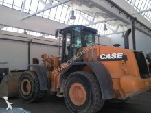 cargadora de ruedas Case usada