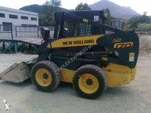 mini pala New Holland usato