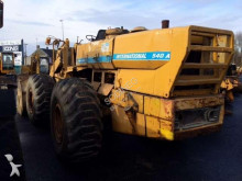 International wheel loader
