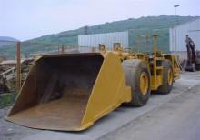 cargadora de ruedas Wagner usada