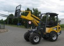 used Gehl wheel loader