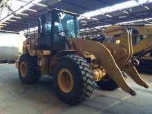 new Caterpillar wheel loader