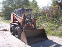 used Toyota mini loader