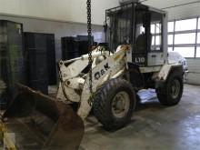 used O&K wheel loader